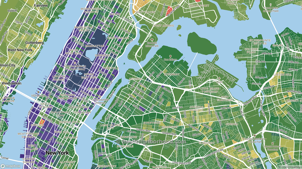 The Best Places in Astoria, NY by Home Value
