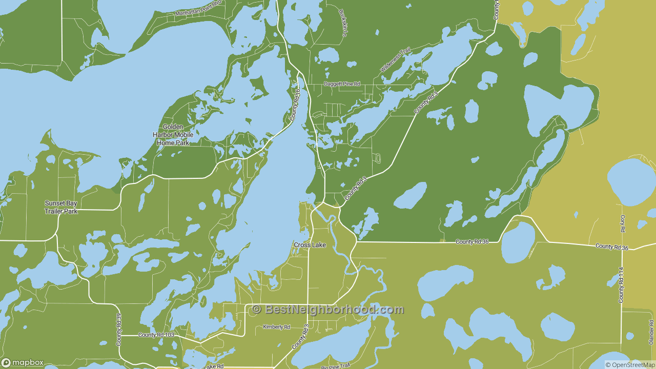 The Best Places in Crosslake, MN by Home Value