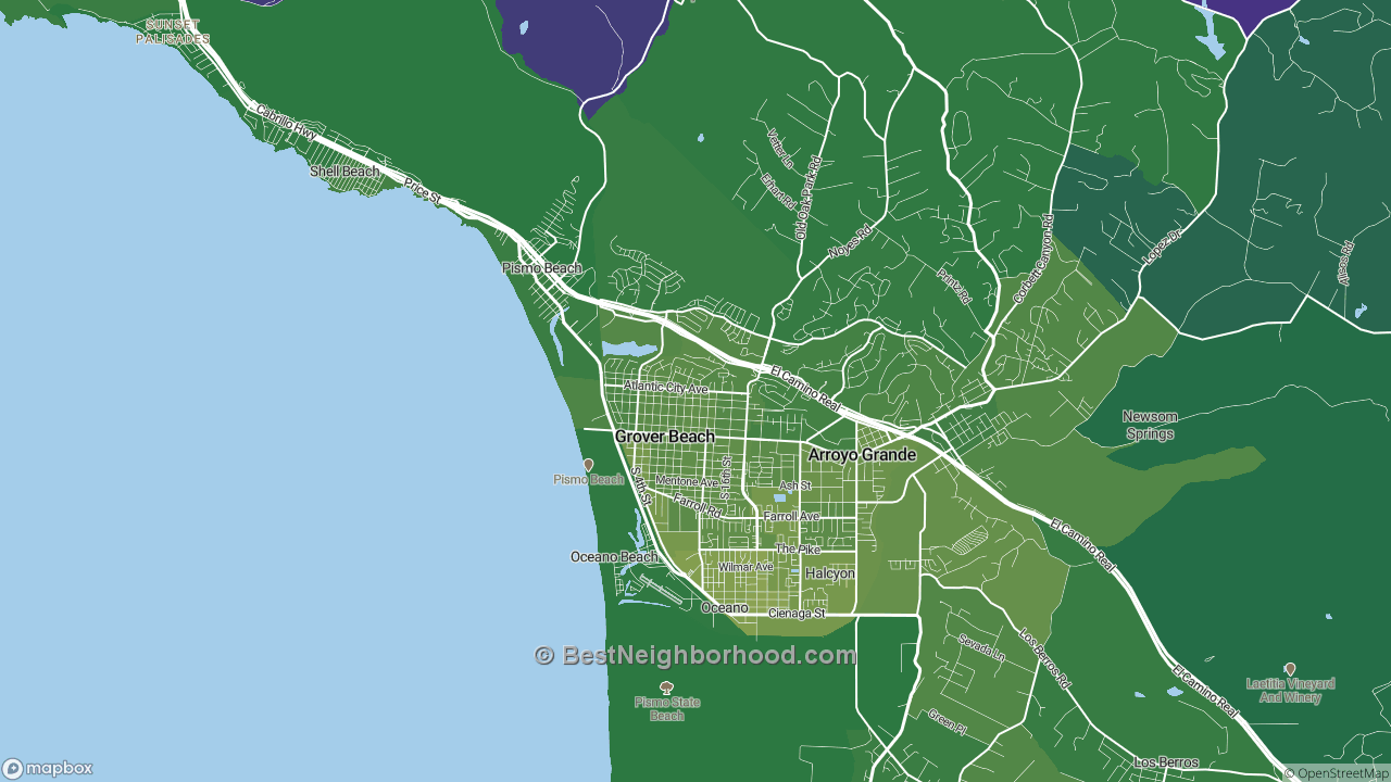 The Best Places in Grover Beach, CA by Home Value
