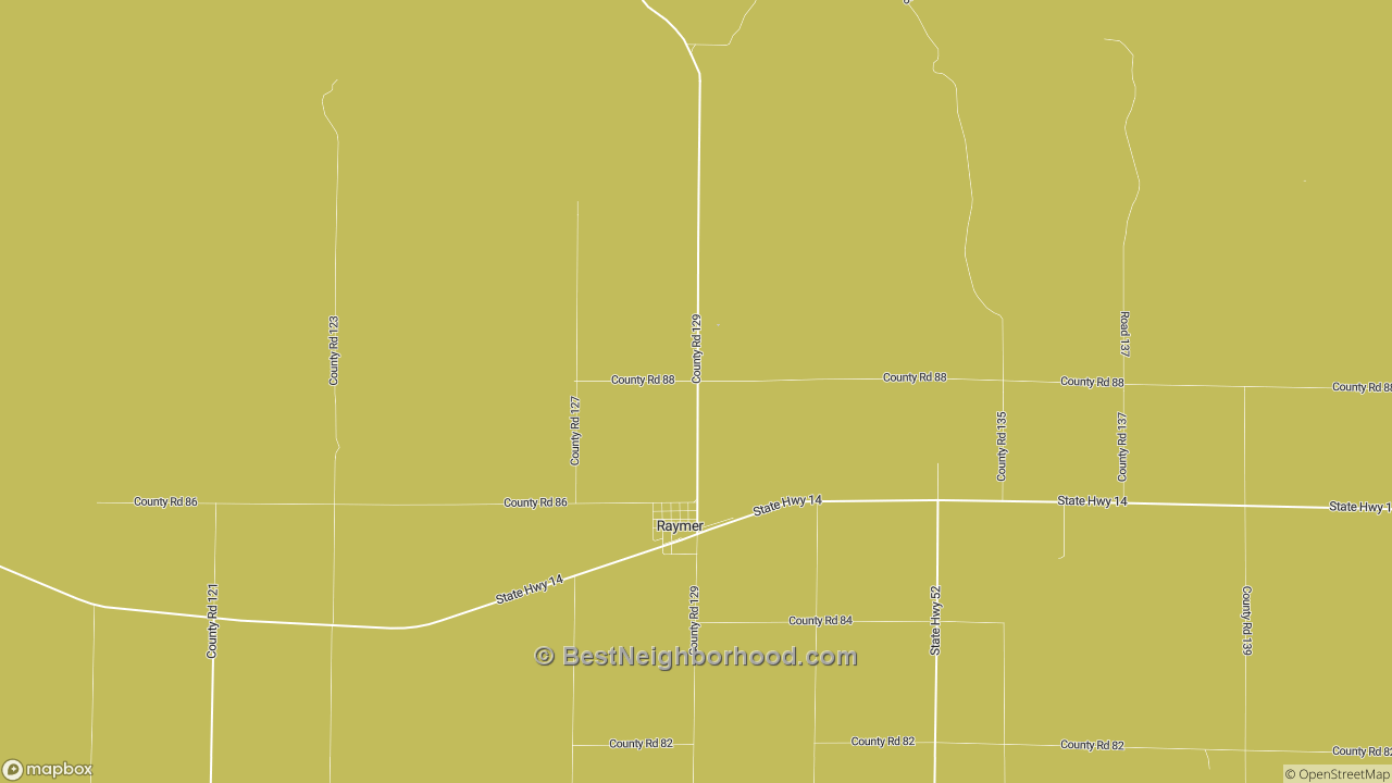 The Best Places in Raymer, CO by Home Value