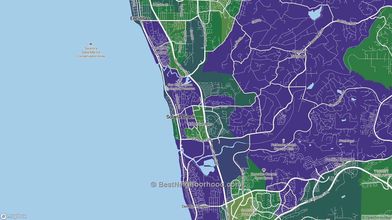 The Best Places in Solana Beach, CA by Home Value